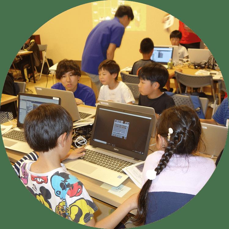 プログラミングスクール画像1